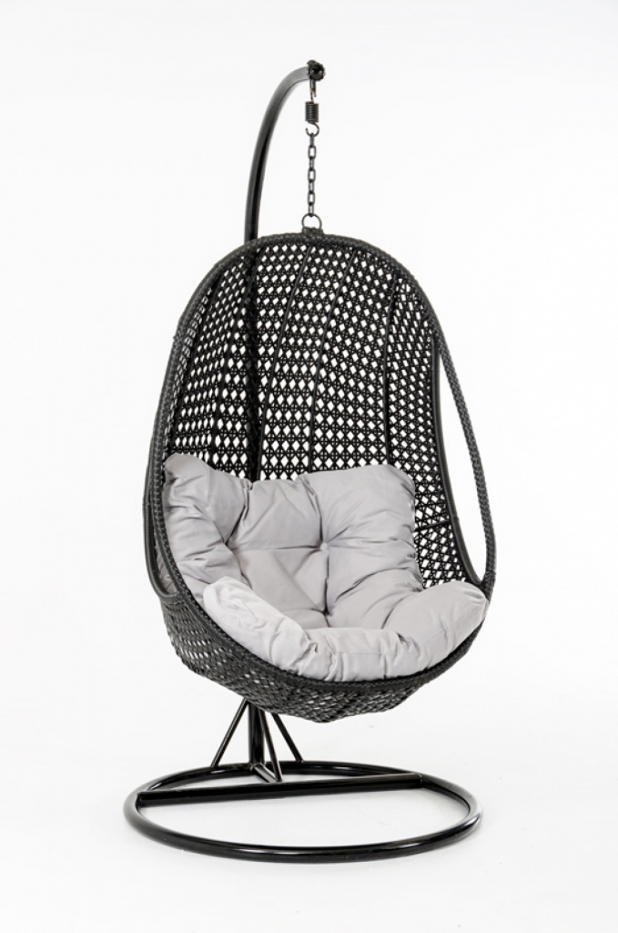 Effect Black Hanging Chair