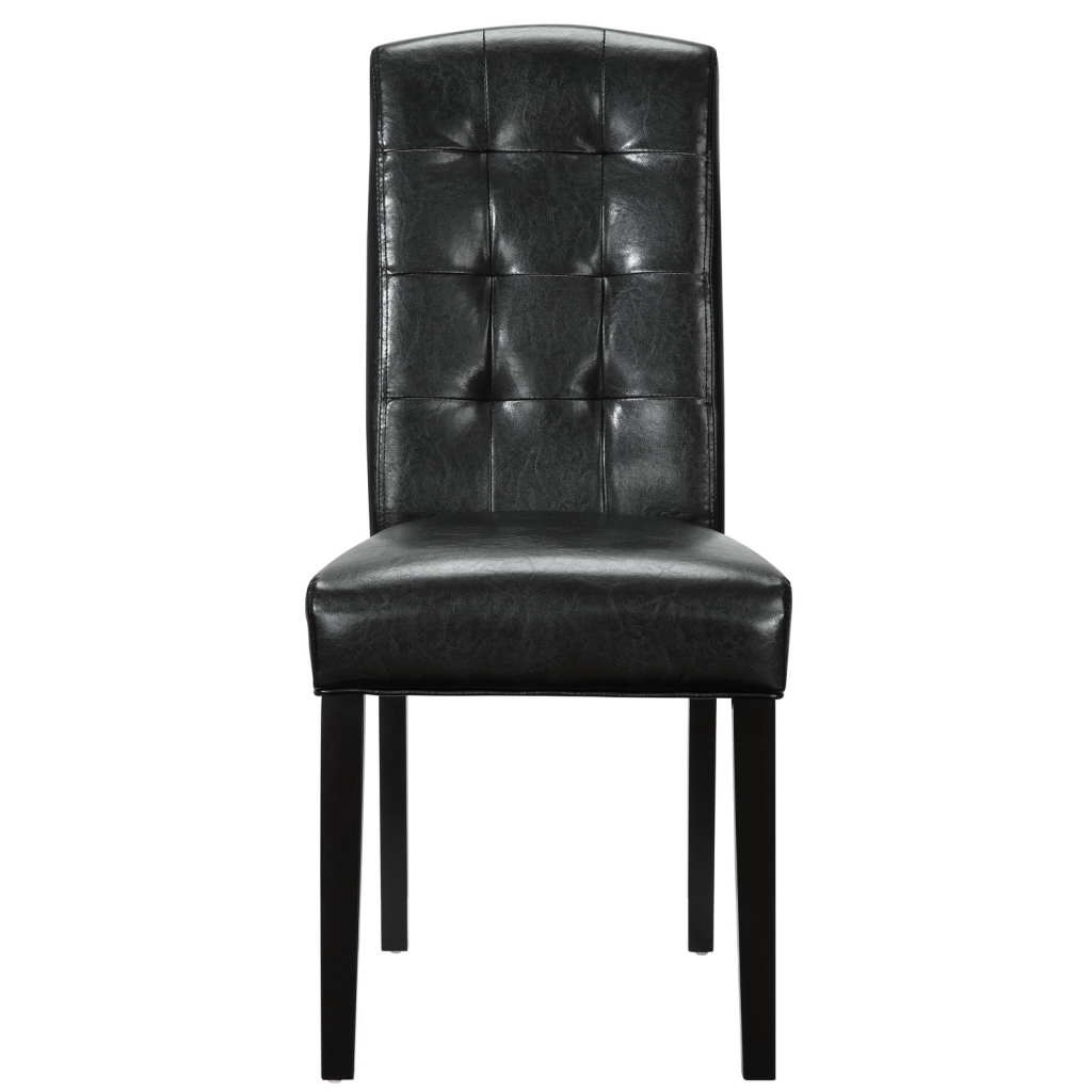 Flax Black Chair 3