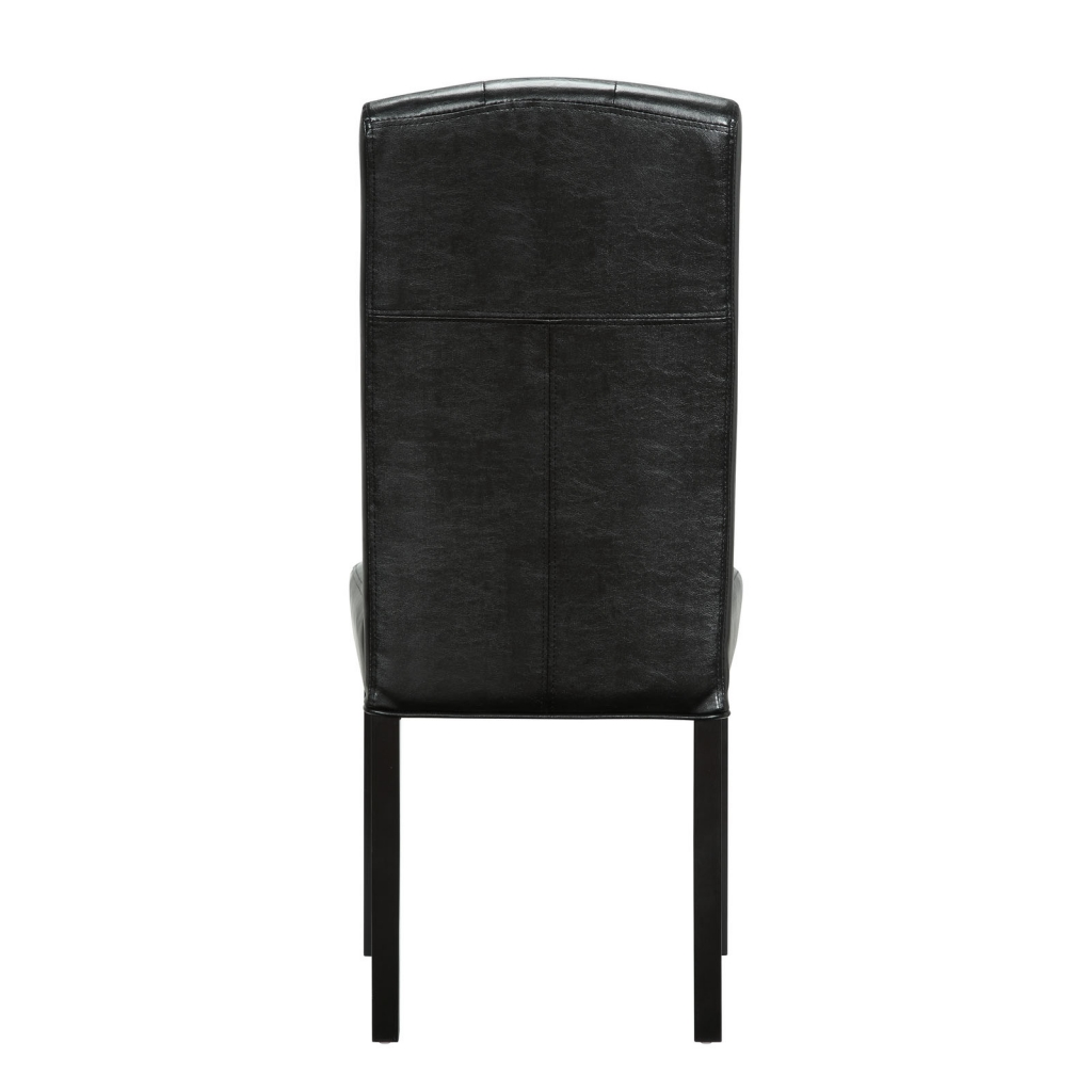 Flax Black Chair