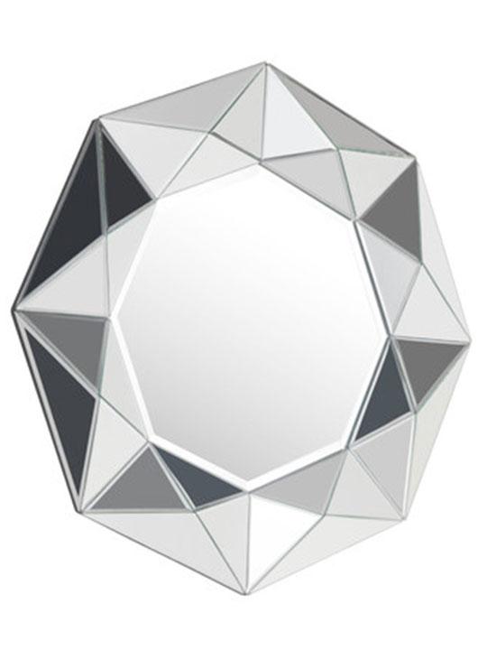 Gemstone Wall Mirror 4