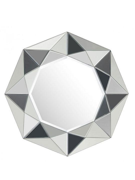 Gemstone Wall Mirror