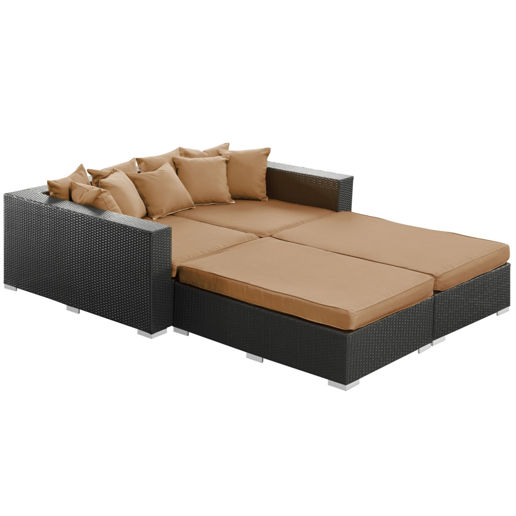 Houston Outdoor Lounge Bed 2