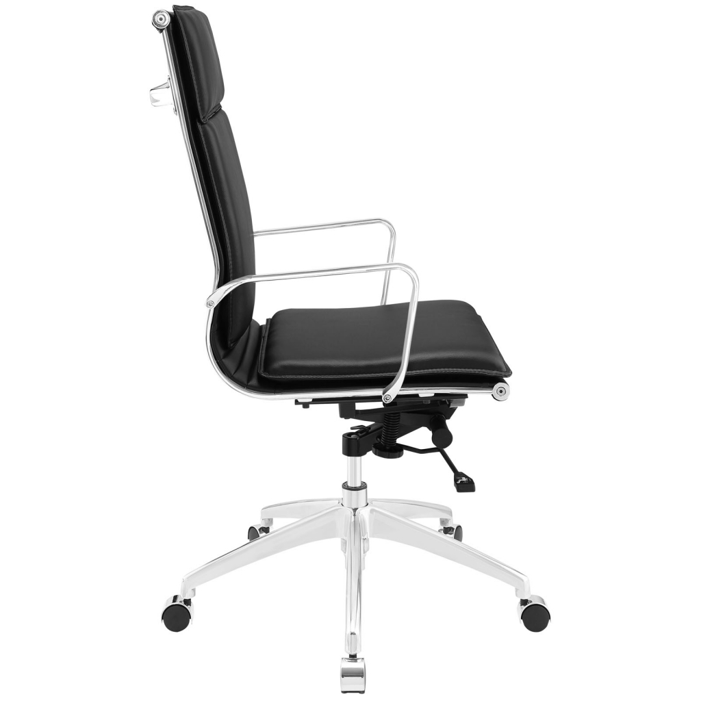 Instant Agent High Back Black Office Chair 2