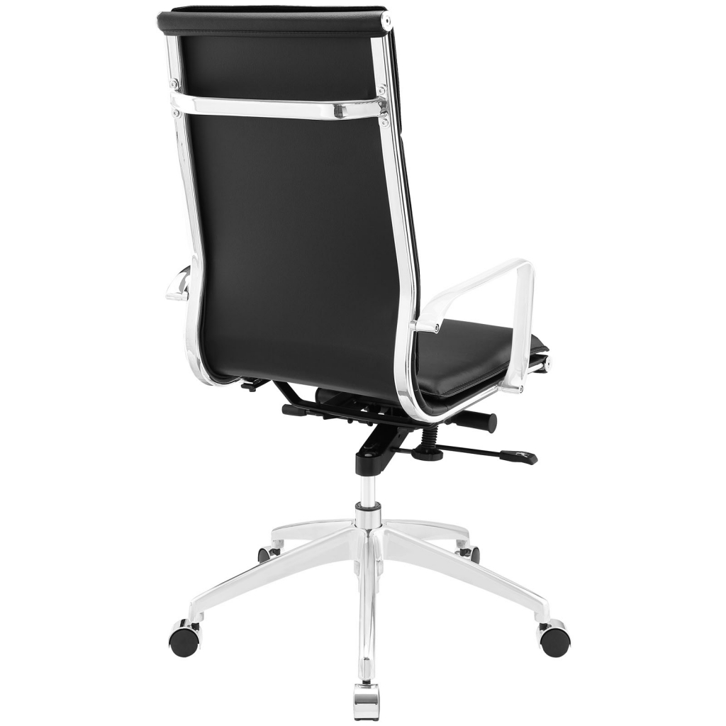 Instant Agent High Back Black Office Chair 3