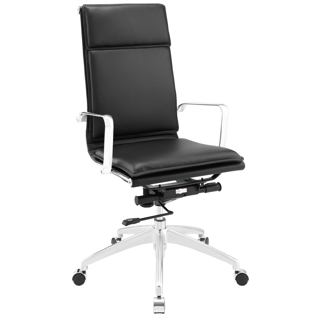 Instant Agent High Back Black Office Chair