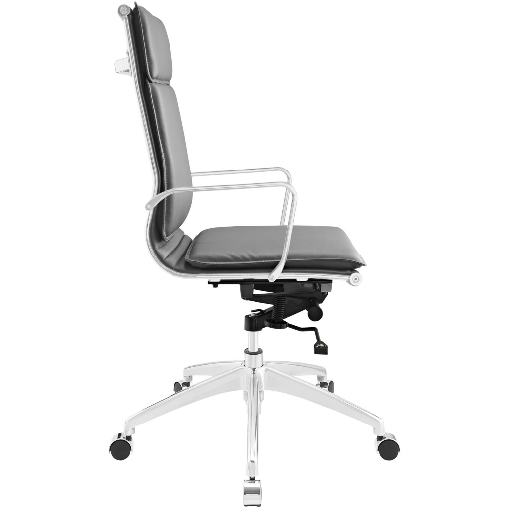 Instant Agent High Back Gray Office Chair 2