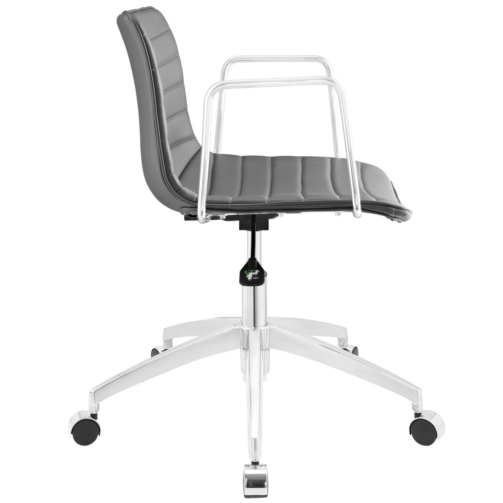 Instant Studio Gray Office Chair 2