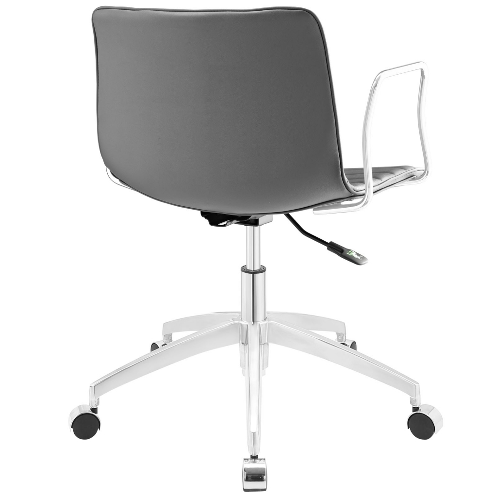 Instant Studio Gray Office Chair 3