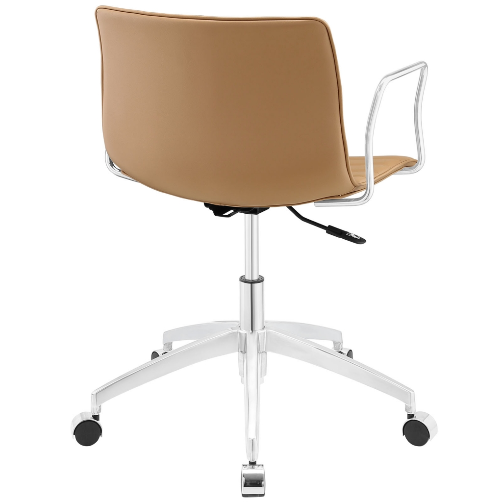 Instant Studio Tan Office Chair 3