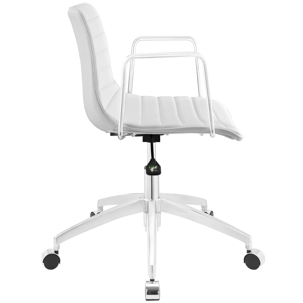 Instant Studio White Office Chair 2