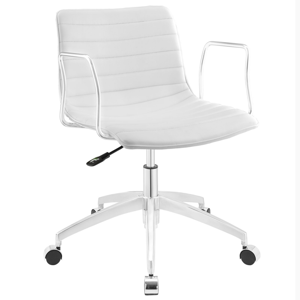 Instant Studio White Office Chair