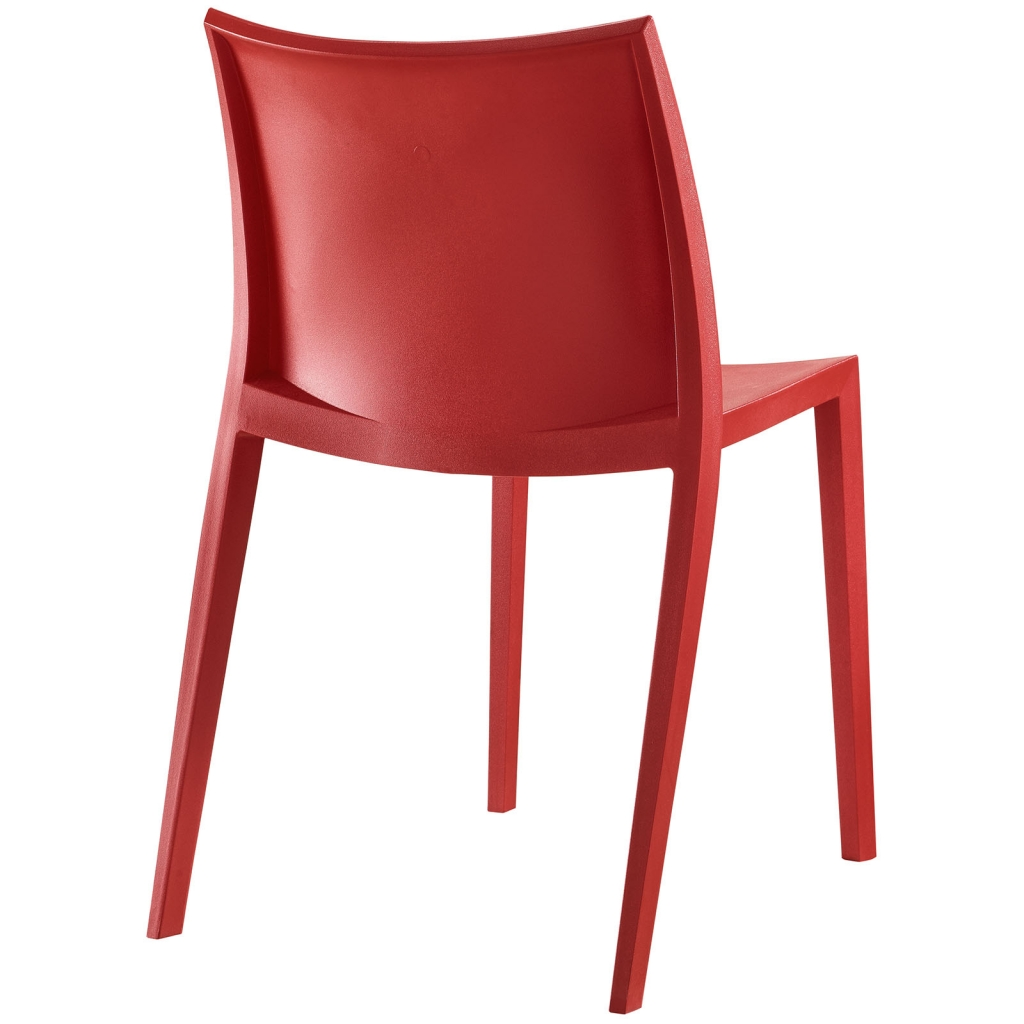 Red Cove Chair Red 3