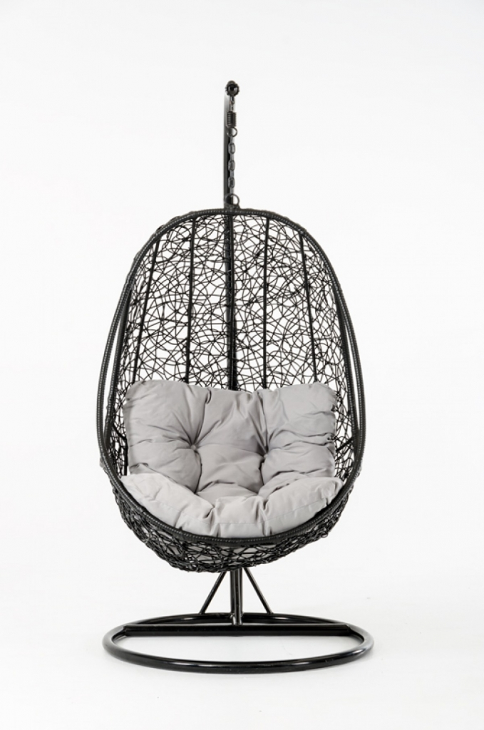 Rest Nest Black Outdoor Lounge CHair