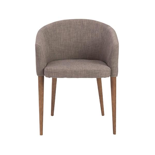 Taupe Midtown Armchair 2 Set