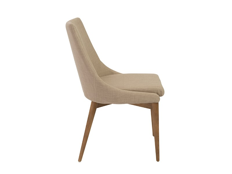 Uptown Chair Taupe 3