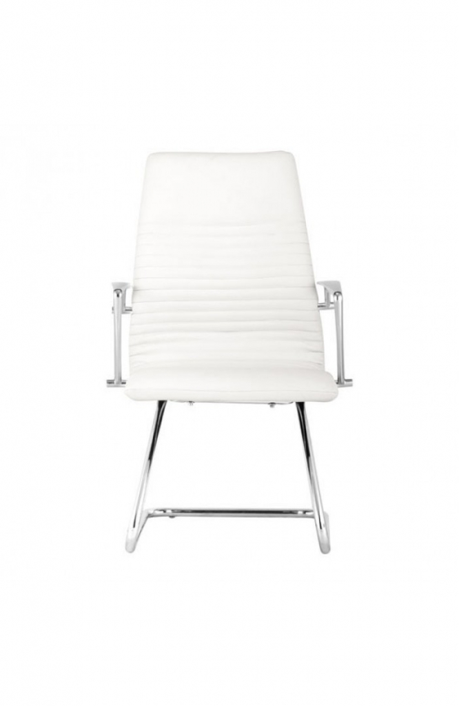 White Instant Advisor Chair 2