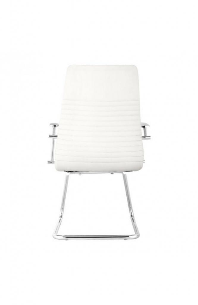 White Instant Advisor Chair 4