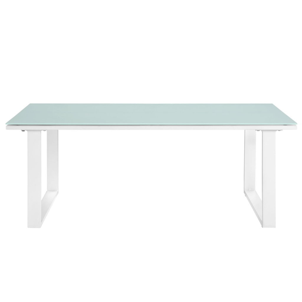 White Star Island Outdoor Coffee Table 2