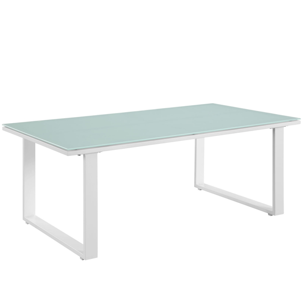 White Star Island Outdoor Coffee Table 3