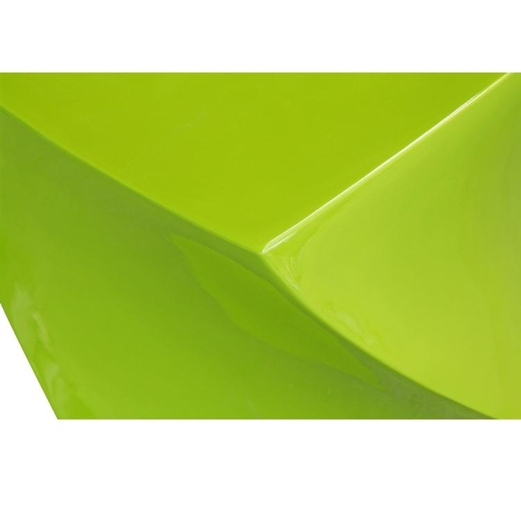 green geo stool 3