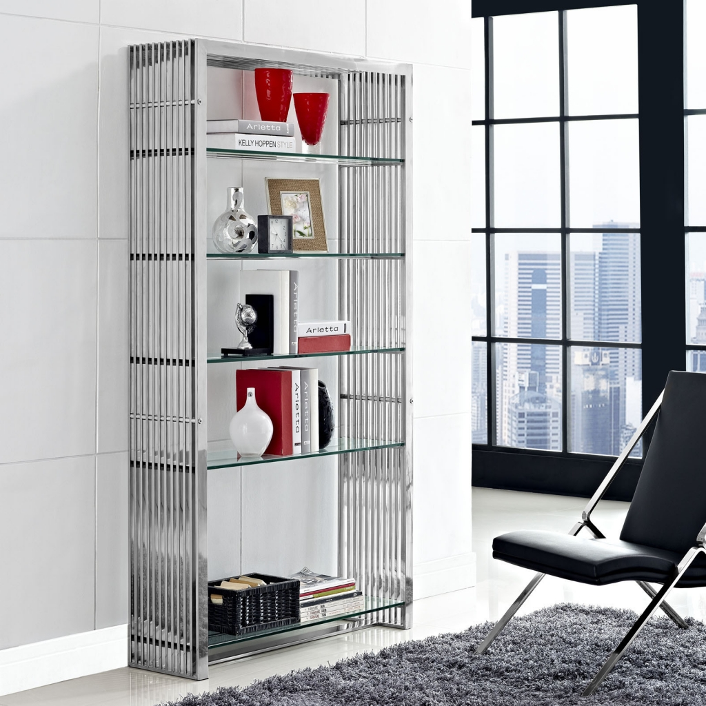 Brickell Shelving Unit 4