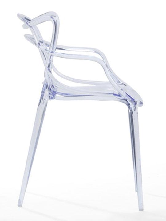 Clear Spark Chair 4
