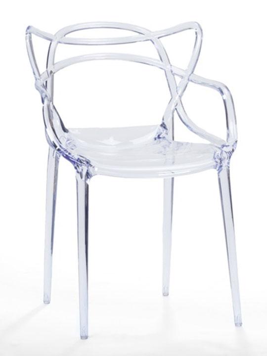 Clear Spark Chair