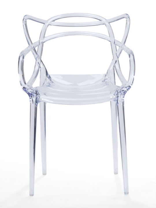 clear masters chair