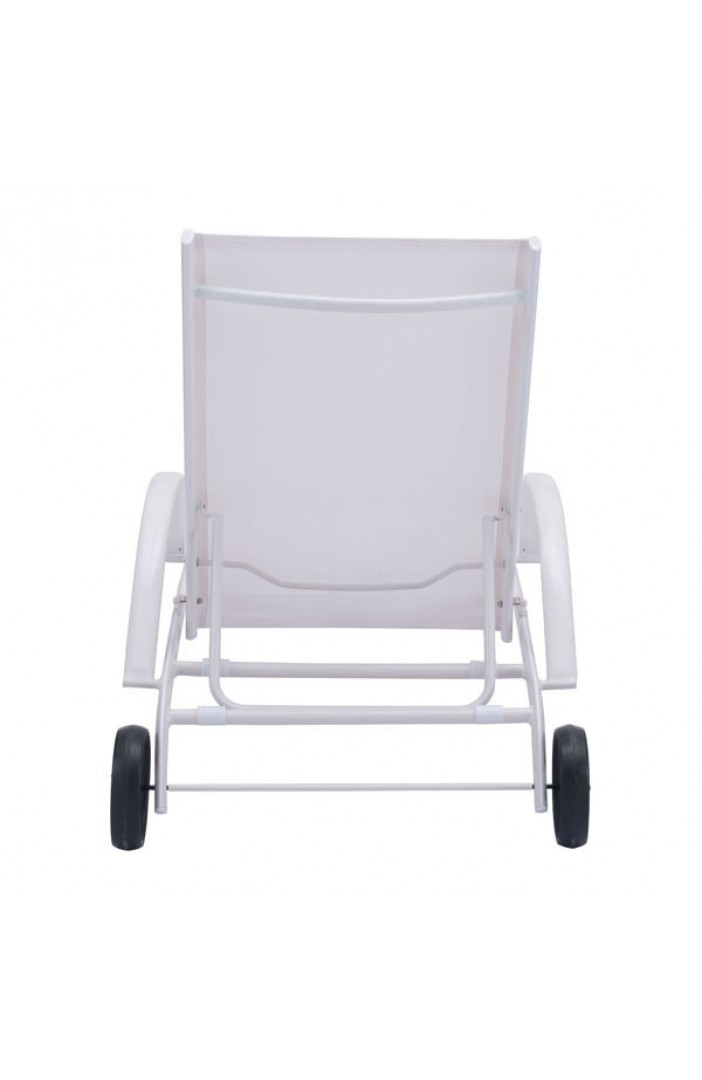 outdoor lounge chair wheels