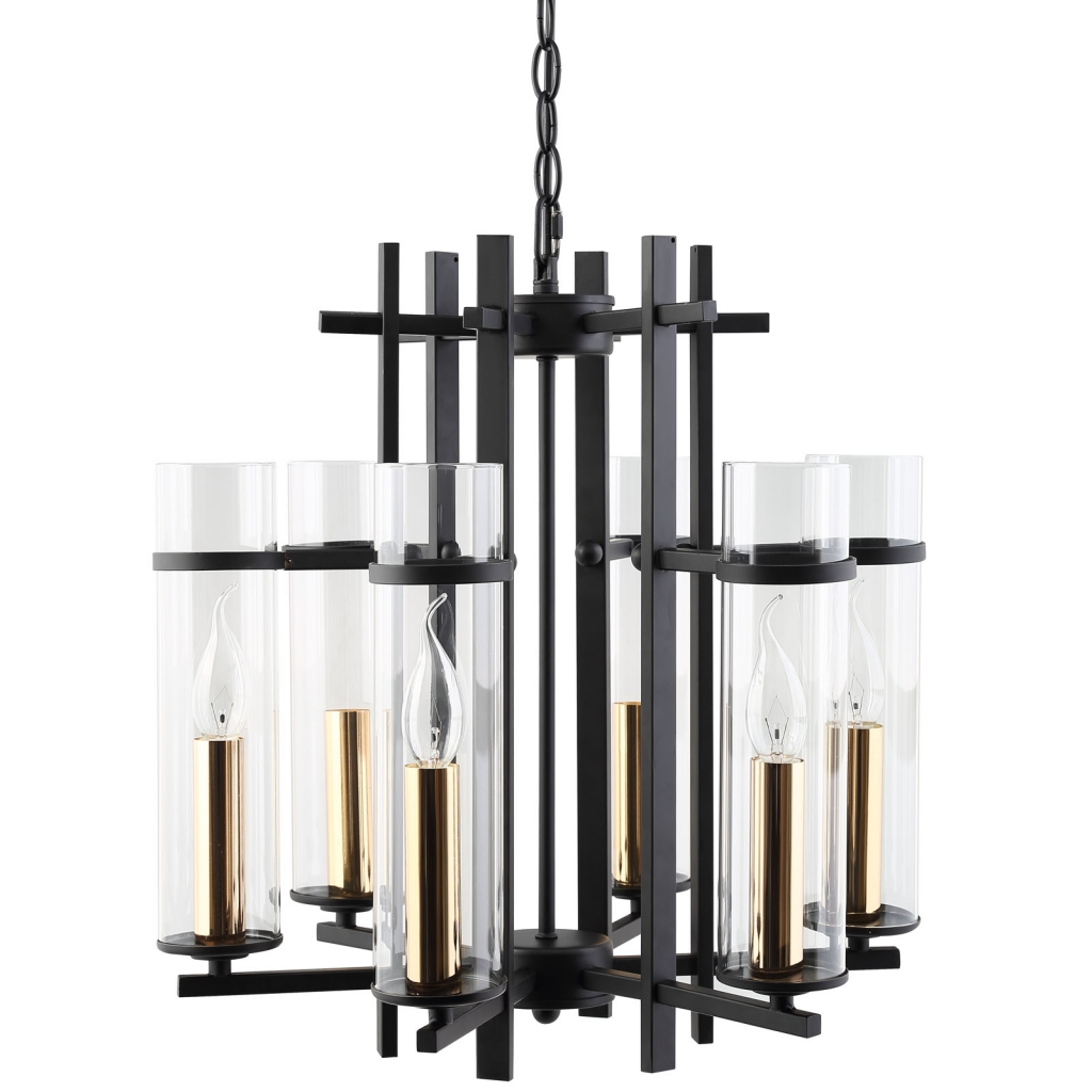 Elevation Metal Chandelier