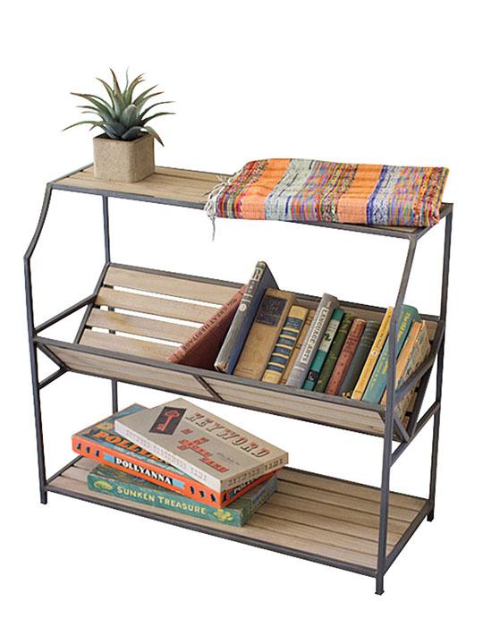 Mojave Wood Shelf