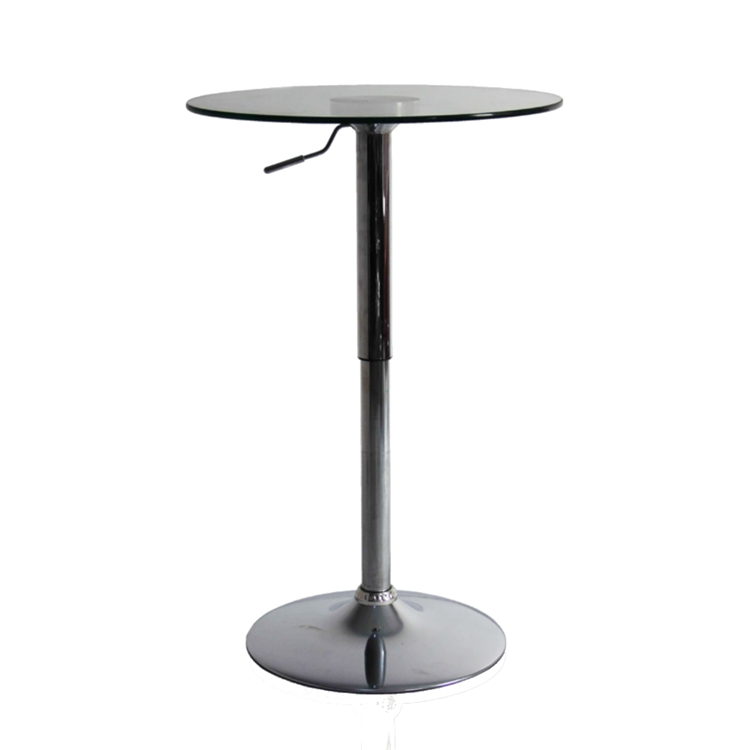 Pump Glass Bar Table 1