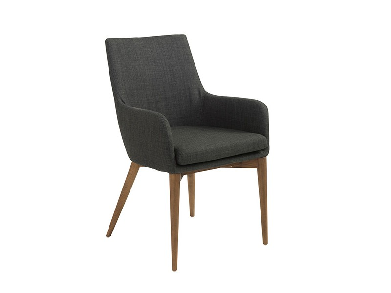 Uptown Armchair Dark Gray 2