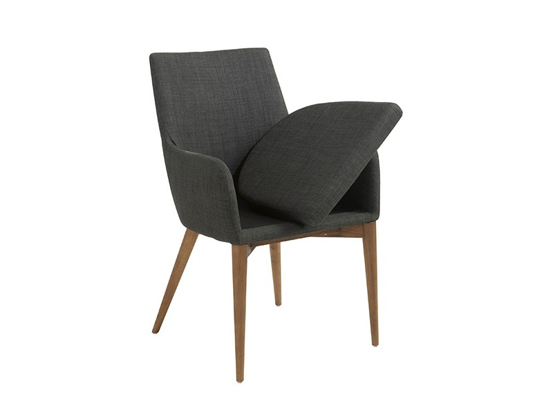 Uptown Armchair Dark Gray 3