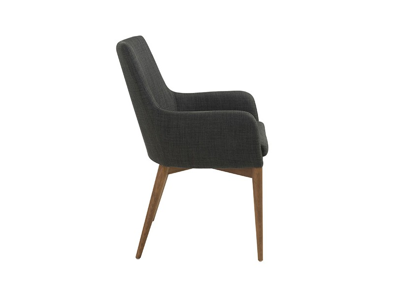 Uptown Armchair Dark Gray 4