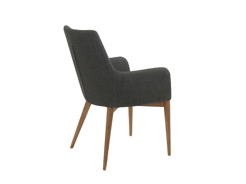 Uptown Armchair Dark Gray 5