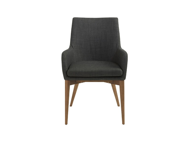 Uptown Armchair Dark Gray