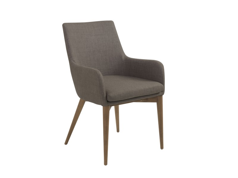 Uptown Armchair Light Gray 2