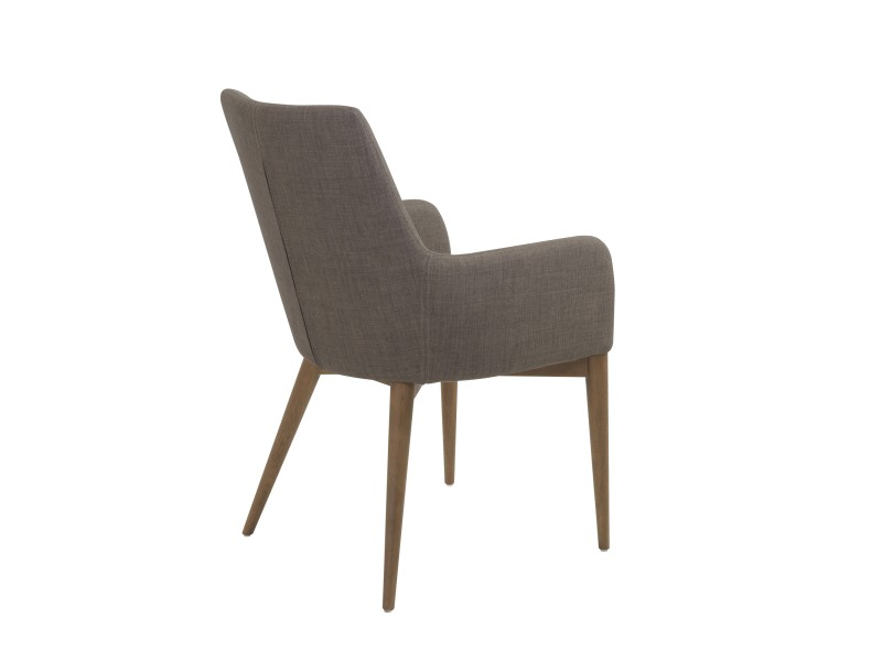 Uptown Armchair Light Gray 4