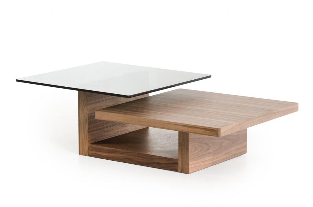 Wood Balance Coffee Table 1