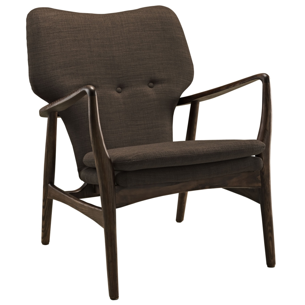 Abode Armchair Brown