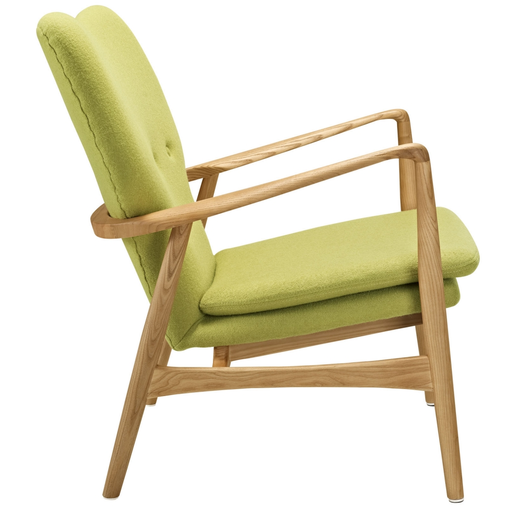 Abode Armchair Green 3