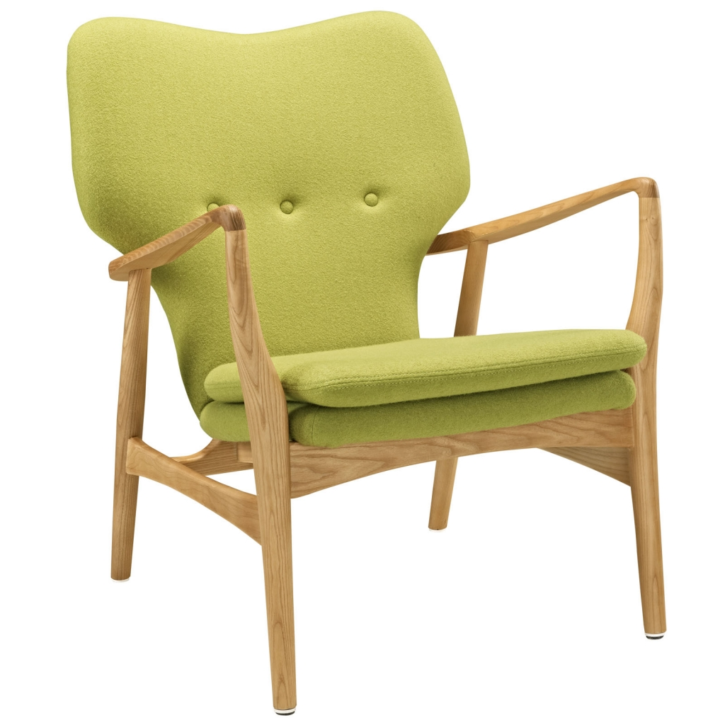 Abode Armchair Green 4