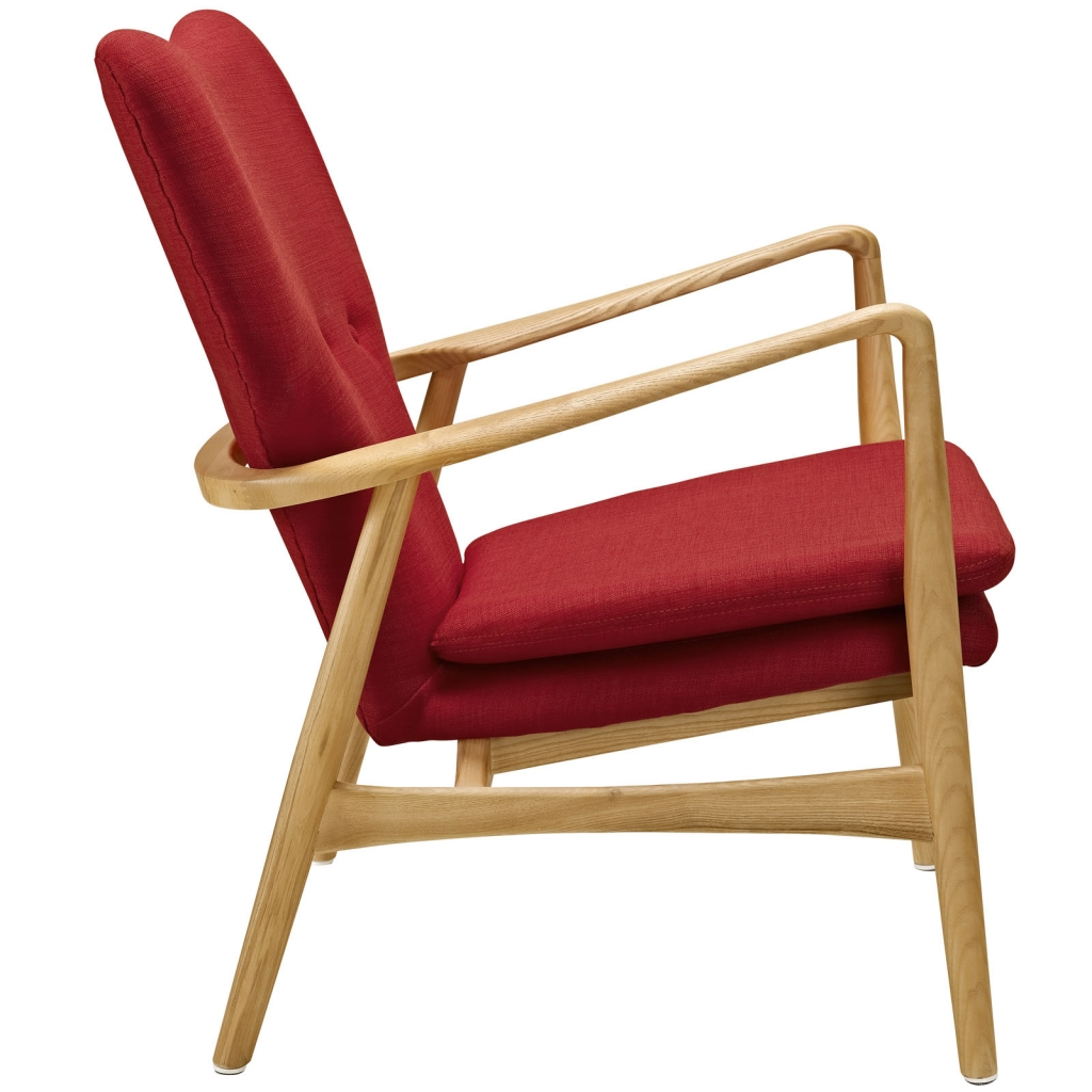 Abode Armchair Red 2