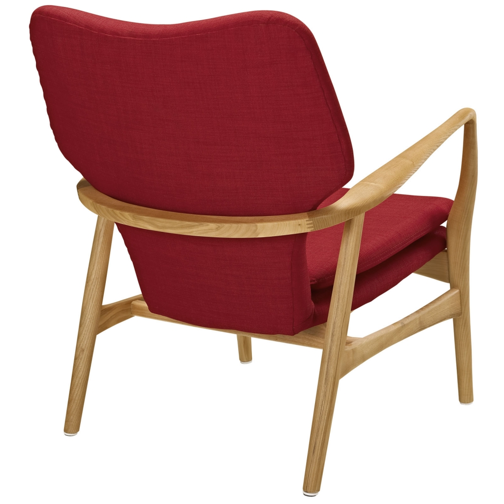 Abode Armchair Red 3
