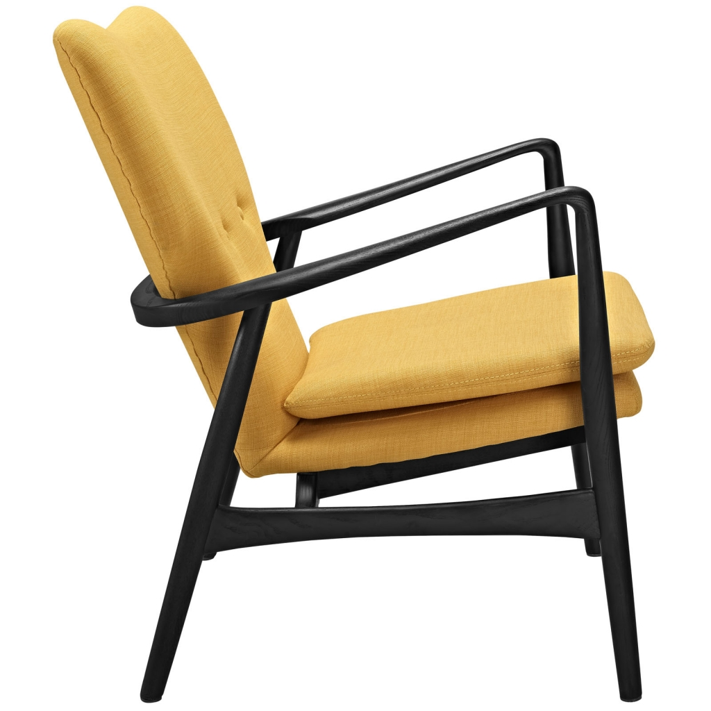 Abode Armchair Yellow 2