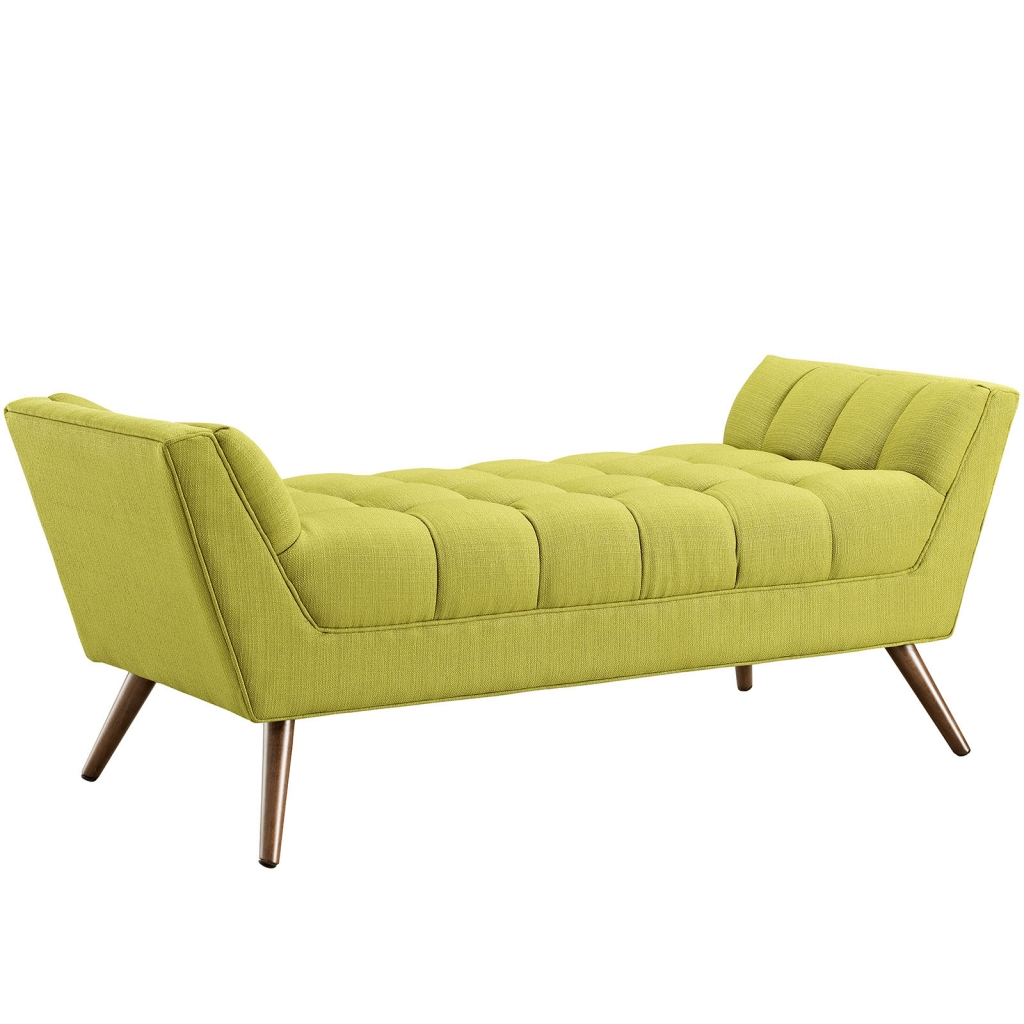Lime Green Bench Medium 2