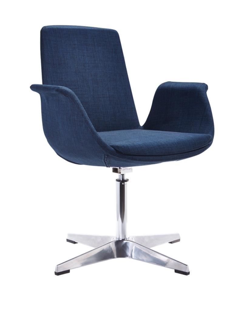 Mandor Blue armchair