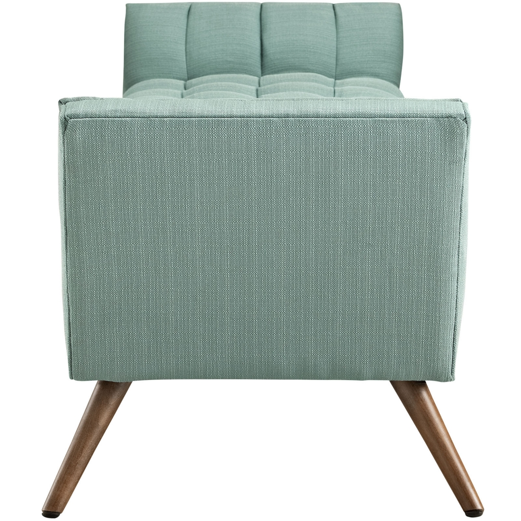 Mint Green Hued Bench Large 3