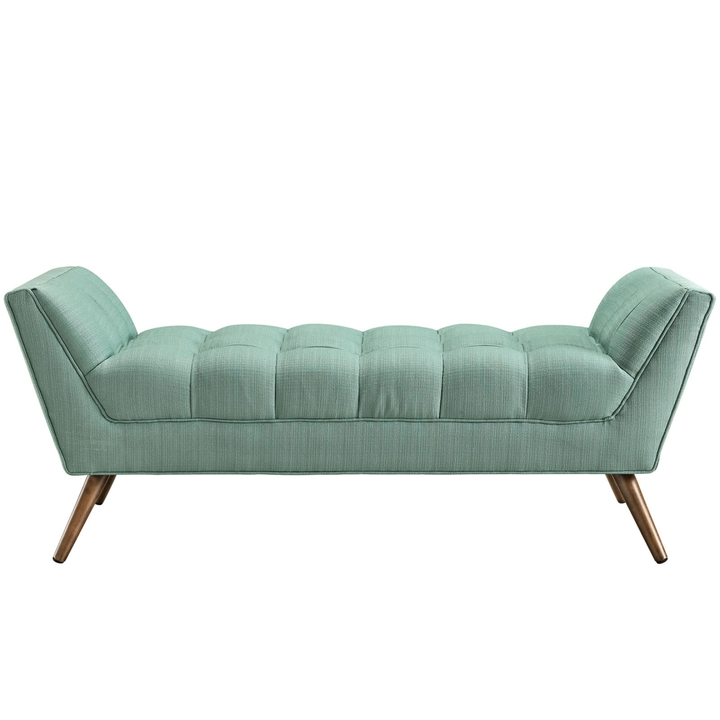 Mint Green Hued Bench Medium 2